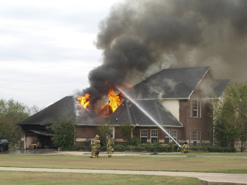 Benefits of Working with a Fire Damage Repair Company