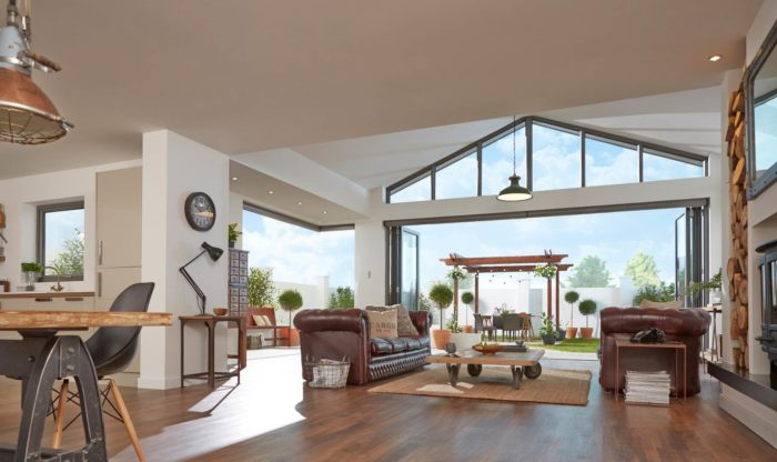 Use Bi-Fold Doors to Add Versatility and a Style to the Entryway of Your House