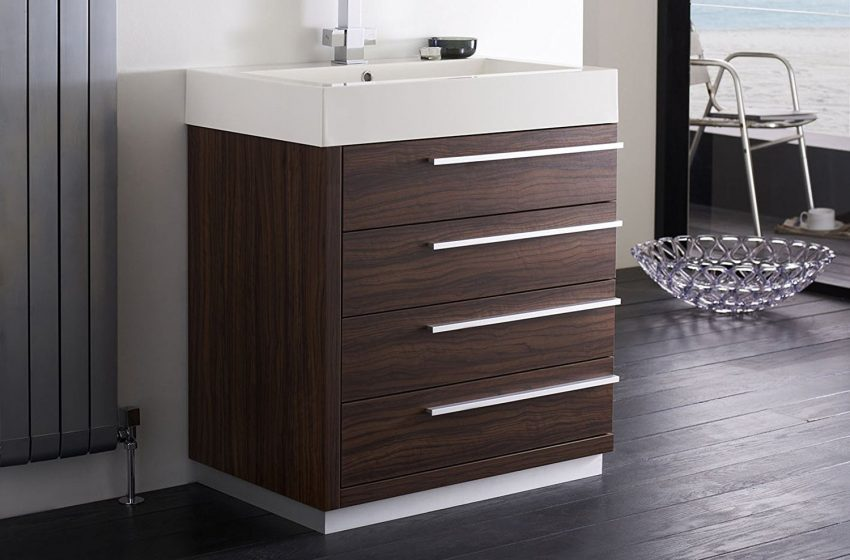 Floor Standing Bathroom Vanity Units