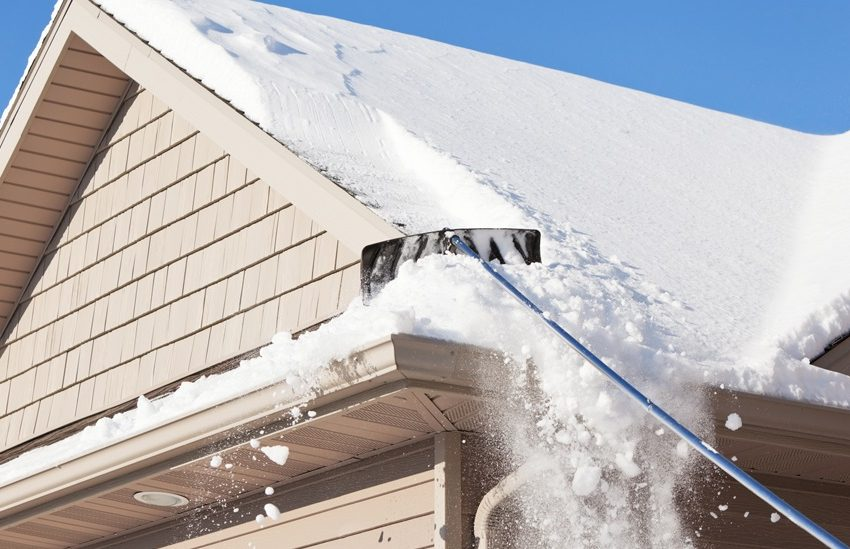 De-Icing And Snow Removal From Roofs