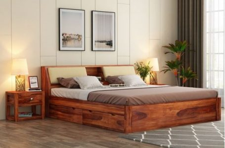 Sleep Like a King With These King-Sized Bed Frames