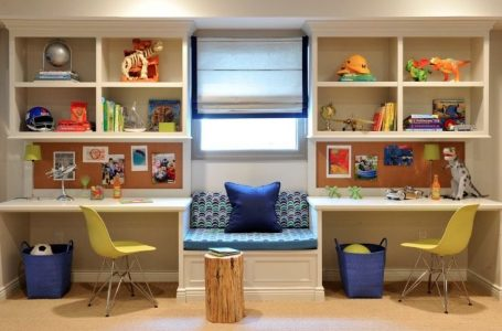 How will you create a study room for your kids?