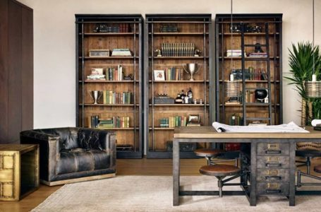 WHY INDUSTRIAL STYLE FURNITURE HAS BECOME A BIG TREND IN AUSTRALIA