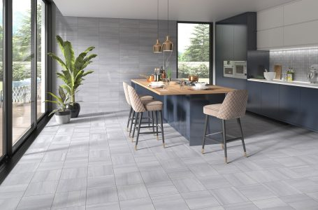 A Shining Surface Finish Ceramic Floor Tiles