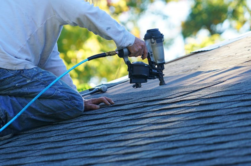 Roofing repairs & replacement: Get a professional contractor